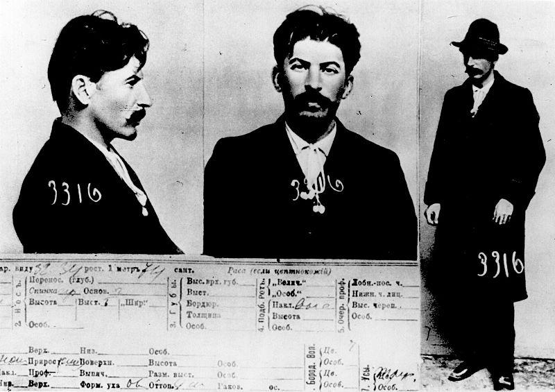 Stalin wordt geboren