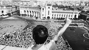 Armenië verklaart de onafhankelijkheid
