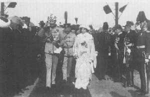 Wilhelm zu Wied wordt vorst van Albanië