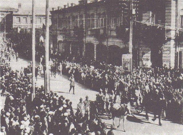 Armenië wordt bij de Sovjet-Unie ingelijfd