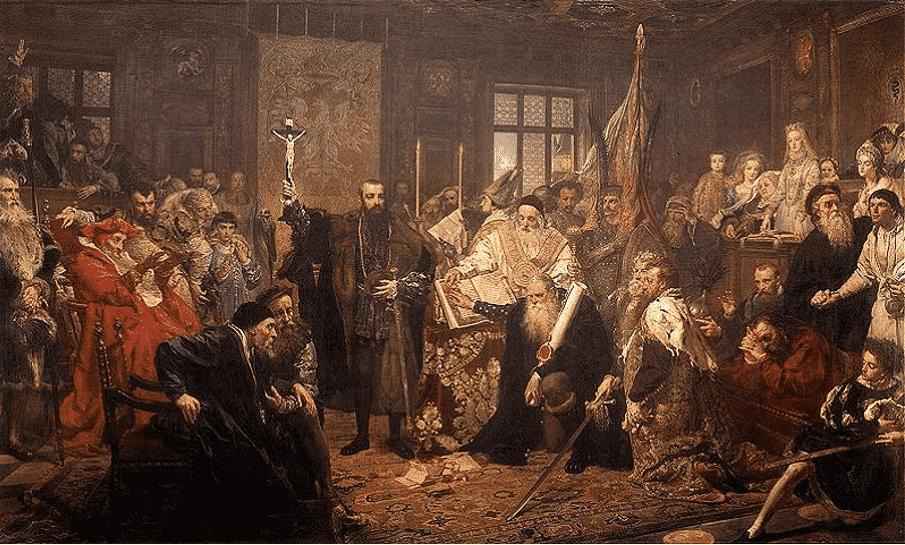 Unie van Lublin en het Pools-Litouwse Gemenebest