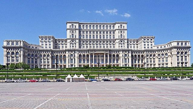het parlementspaleis