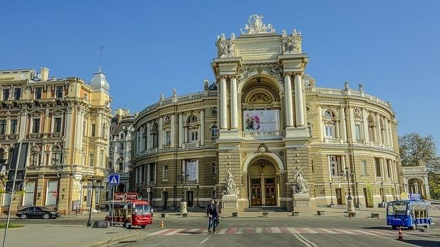 Odessa bovengronds