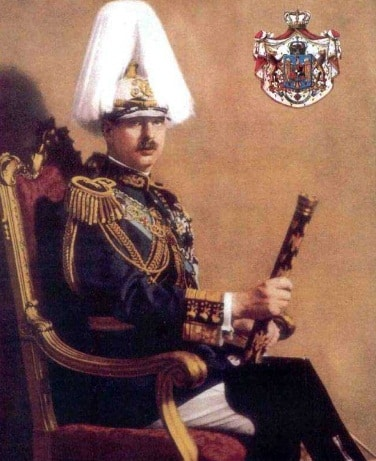 Dictatuur onder koning Carol II