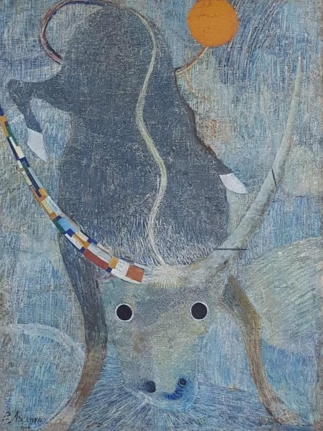 Kunst uit het Nukus