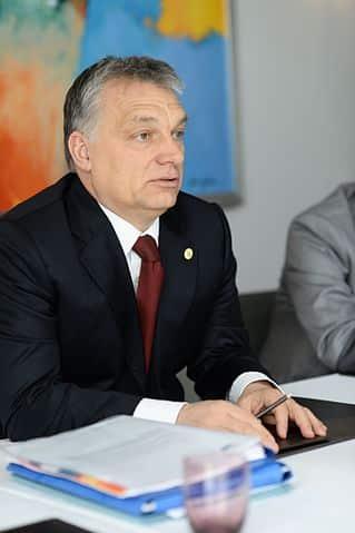 Viktor Orbán aan de macht