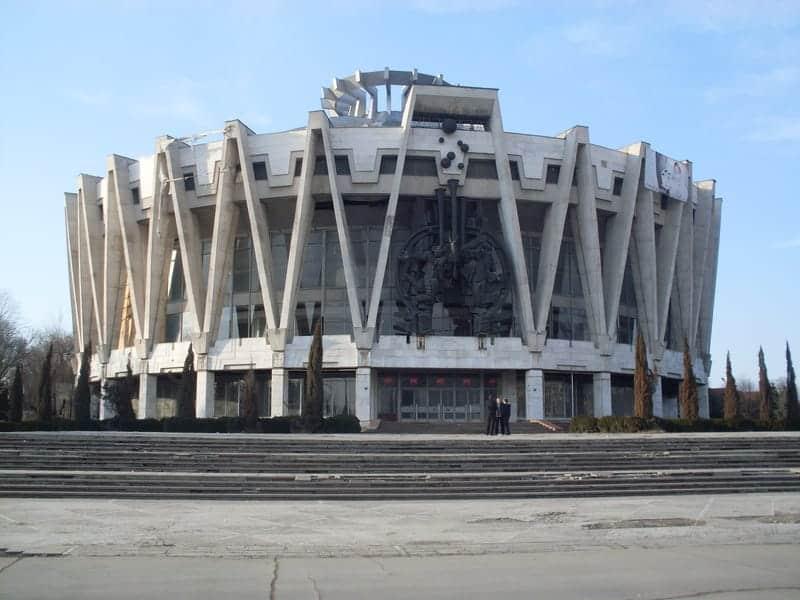Circus Chişinau, Moldavië