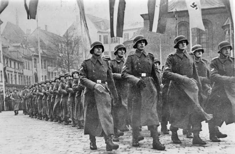 Duitse bezetting