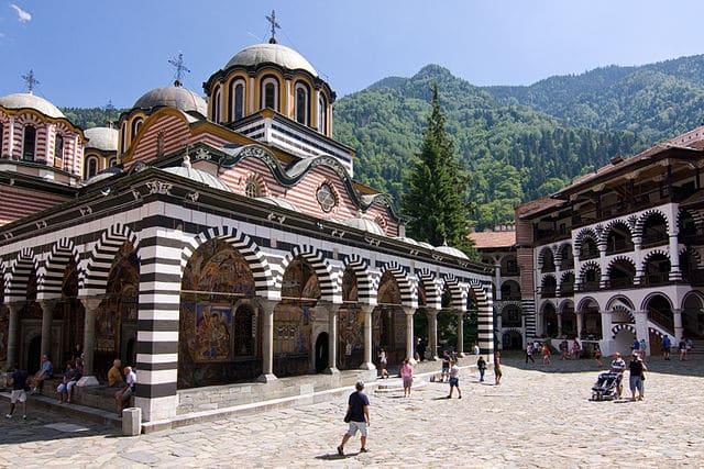 Het Rila klooster