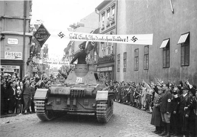 Annexatie Sudetenland