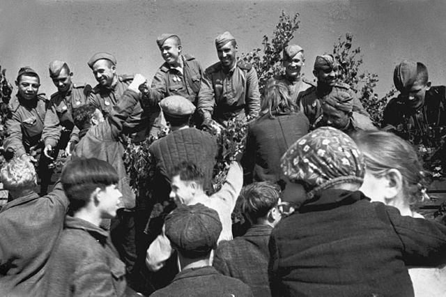 Tweede Sovjetbezetting