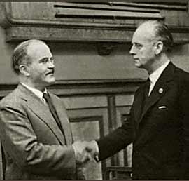 Wit-Rusland herenigt door Molotov–Ribbentrop Pact