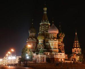 Moskou Kerk