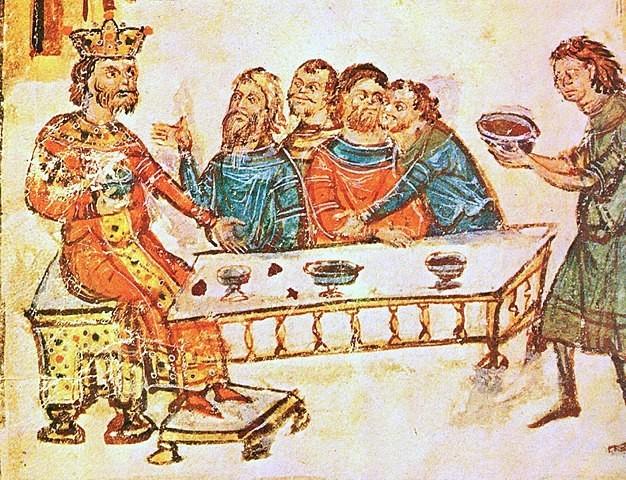 Eerste Bulgaarse Rijk