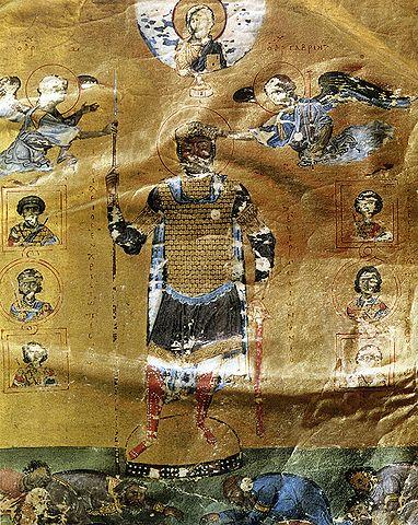 Onderdeel van  het Byzantijnse Rijk