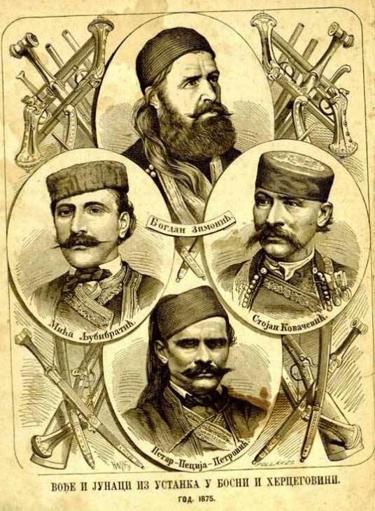 Einde Ottomaanse bezetting