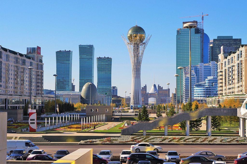 Astana Downtown