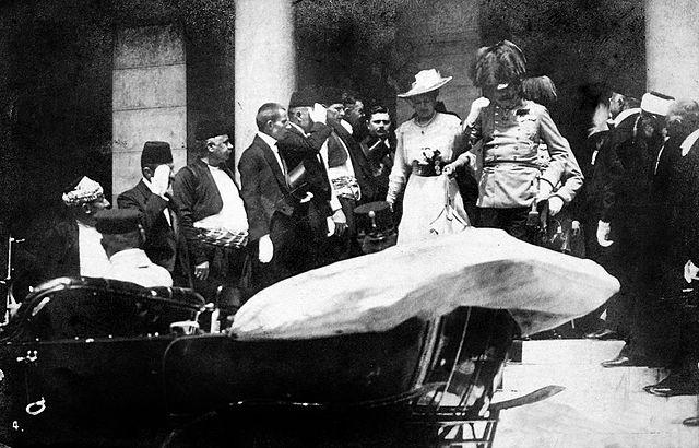 Aanslag Franz Ferdinand