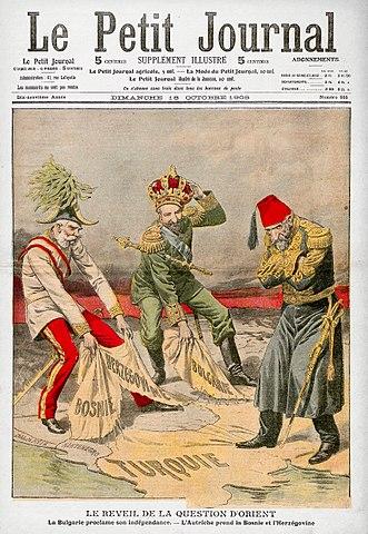Onder Oostenrijks-Hongaarse bestuur
