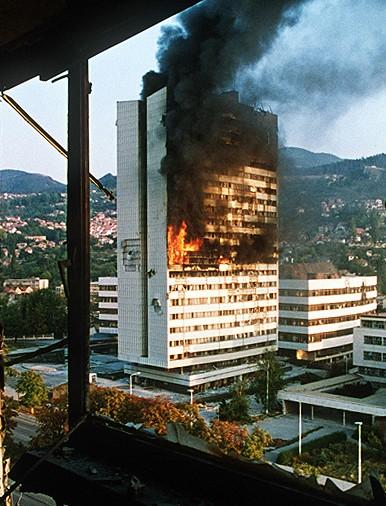 Bosnische Burgeroorlog