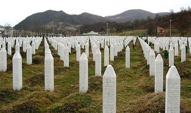 Val van Srebrenica