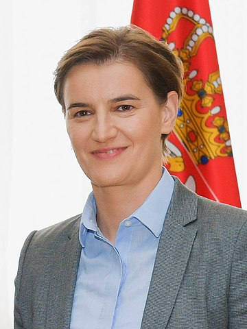 Eerste vrouwelijke premier