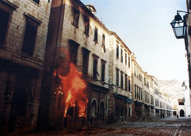 Oorlog in Bosnië en Kroatië