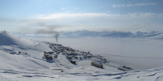 Barentsburg Spitsbergen