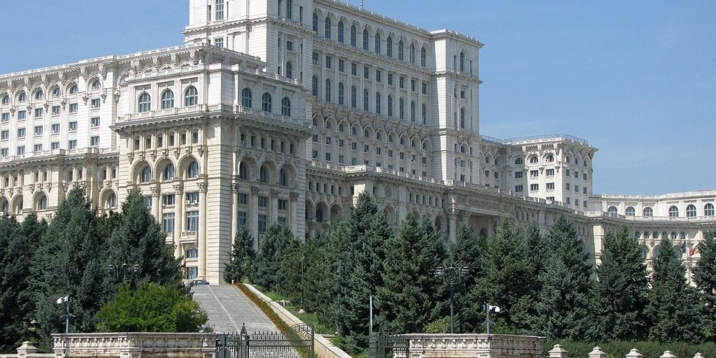 Parliament Building Bucharest